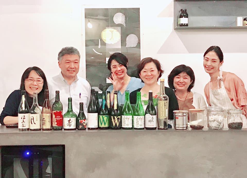 日本酒市民講座