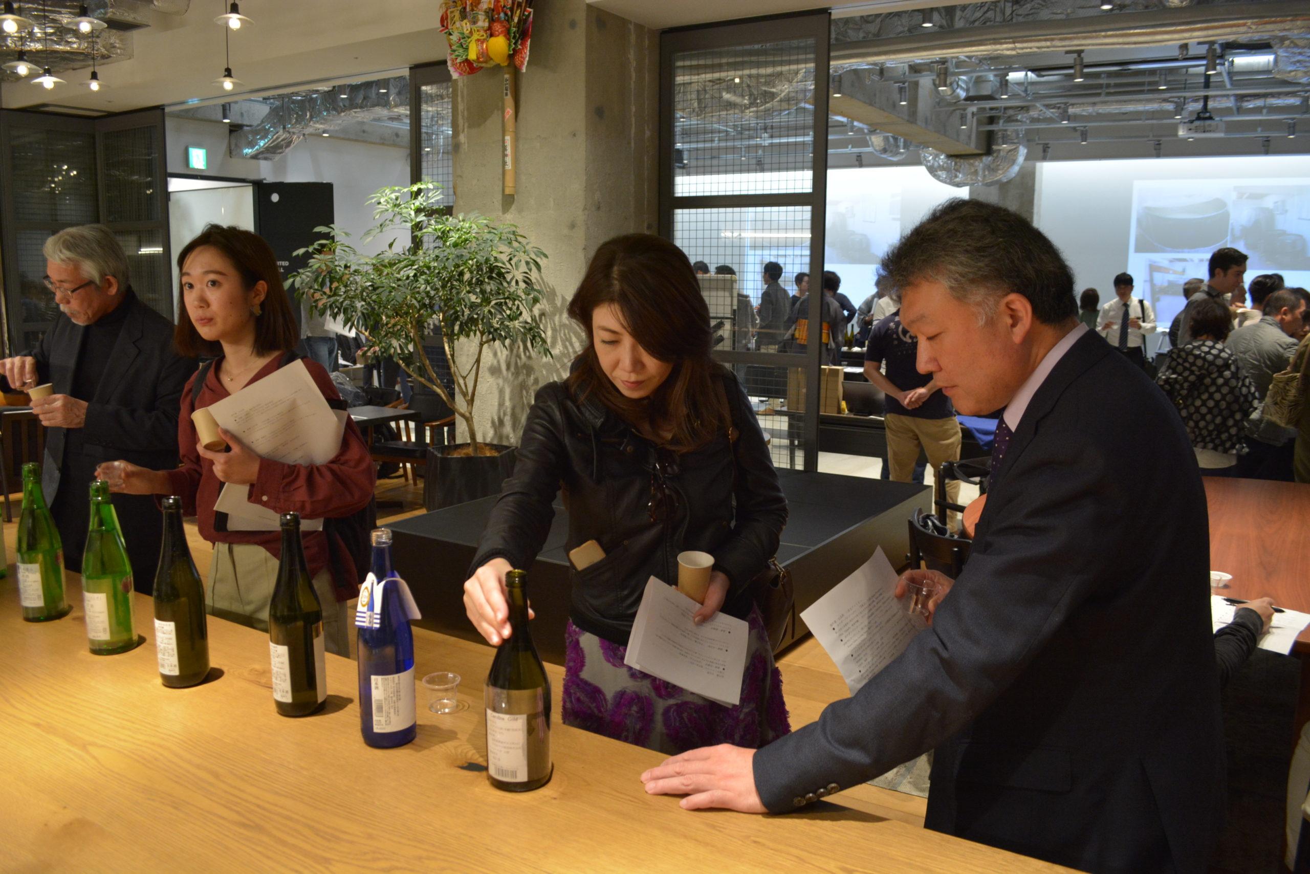 日本酒コンサルティング